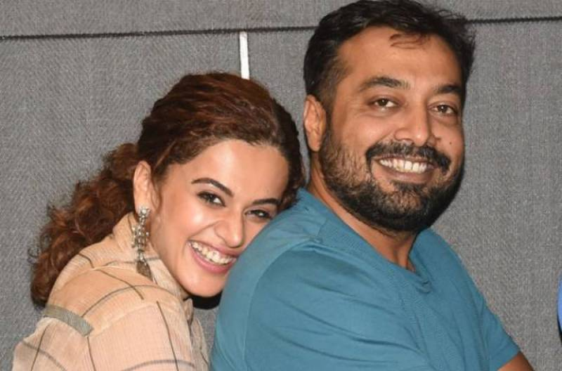 Tapsee Pannu defends Anurag Kashyap against sexual harassment allegations
