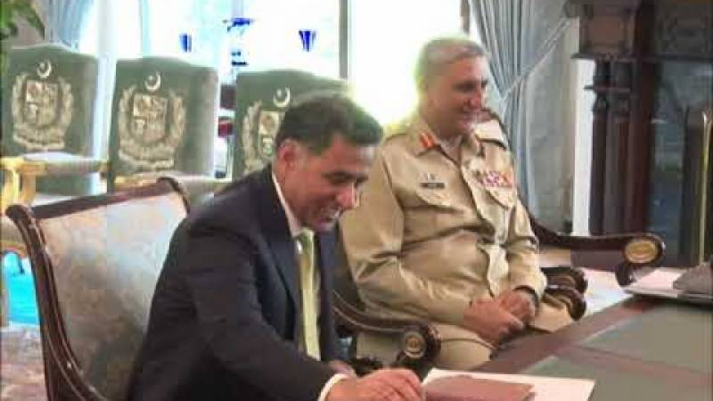 ISPR confirms two meetings between PML-N leader and Army, ISI chiefs