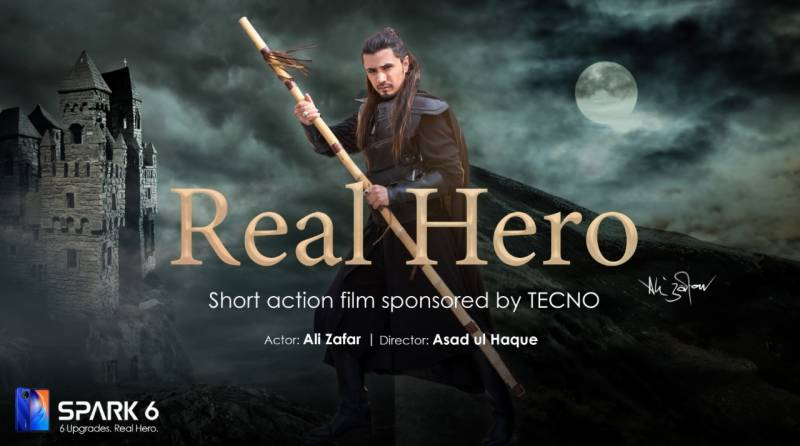Let's take a moment to praise about TECNO sponsored 'Real Hero'