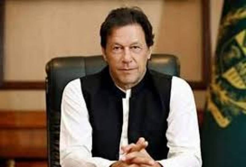 PM Imran lauds Turkish President for raising his voice in support of Kashmiris