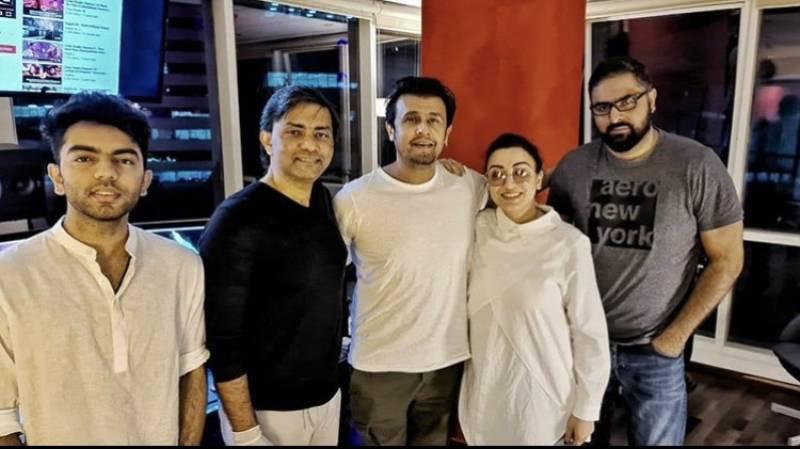 Sonu Nigam praises Sajjad Ali in latest Instagram post
