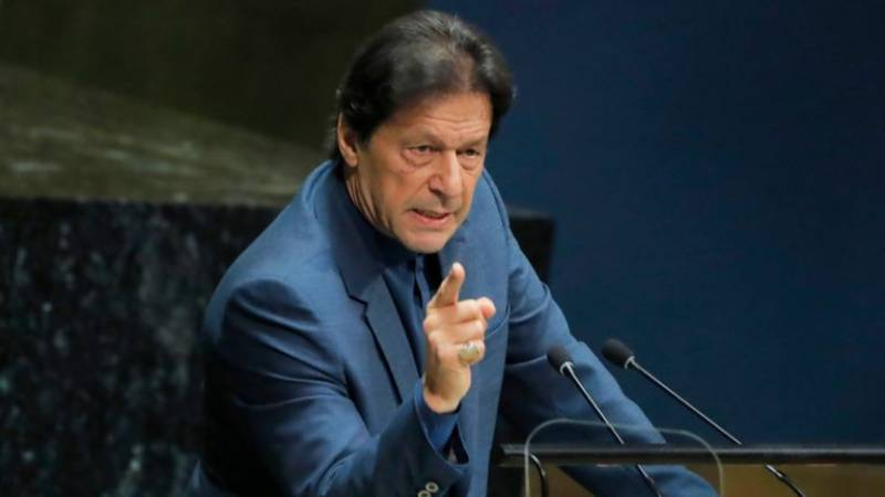 PM Imran to address UN's key panel dealing with financial gaps via video link today