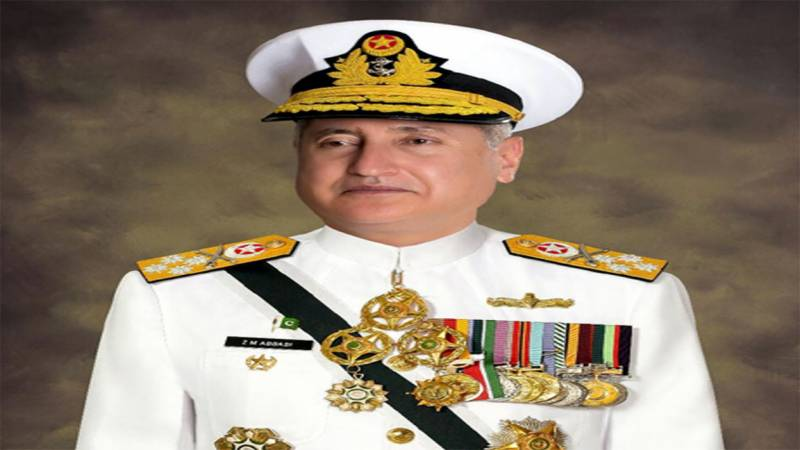 Promotion of maritime sector vital to fully benefit from CPEC, says Naval Chief