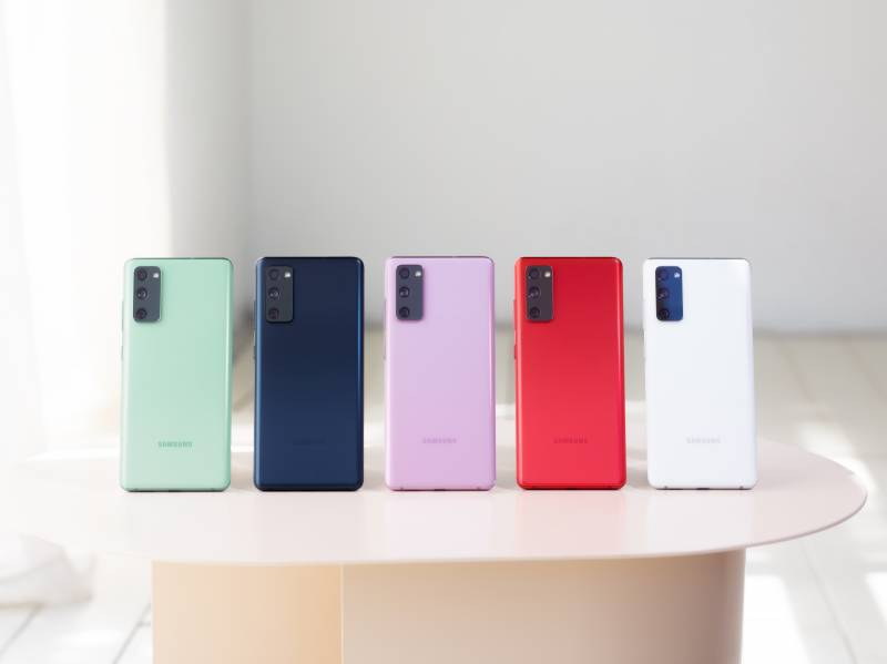 Samsung Galaxy S20 FE: Express yourself with a phone that speaks to your style