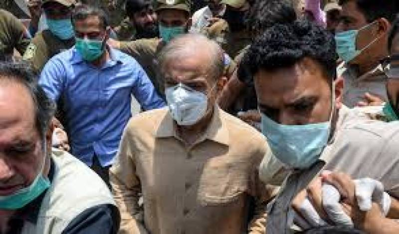 Shehbaz Sharif appears before LHC for interim bail extension in money laundering case