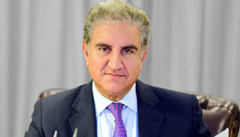 Hopes and aspirations of Muslim states linked with OIC: FM Qureshi