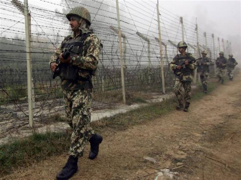 Minor among two injured in Indian troops firing along LoC
