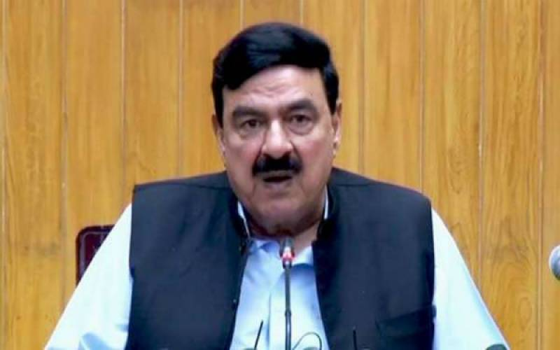 Proud to be called Pakistan Army spox, says Sheikh Rasheed