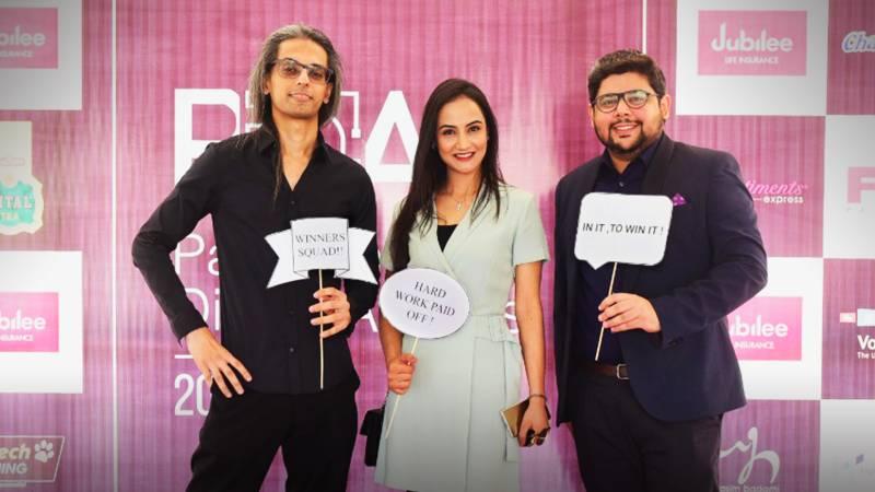 "'Salam Kissan' wins the ""Best Digital Campaign"" Award at Pakistan Digital Awards 2020"