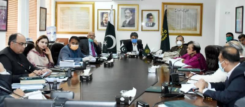 New Cabinet committee to dispose Pakistan's Legislative cases