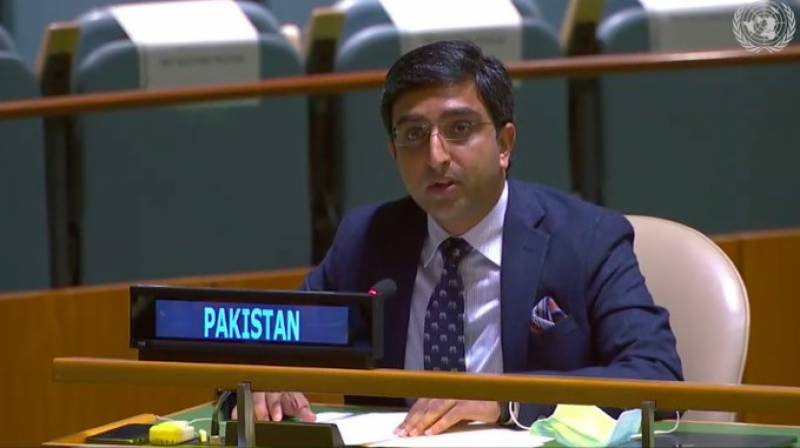 Jammu & Kashmir is not a part of India; it never will be: Pakistan tells UNGA