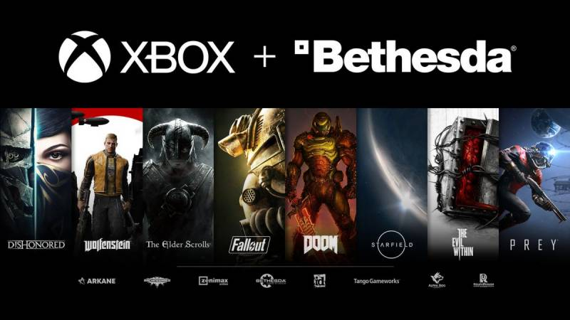 Microsoft buys Bethesda for $7.5 billion