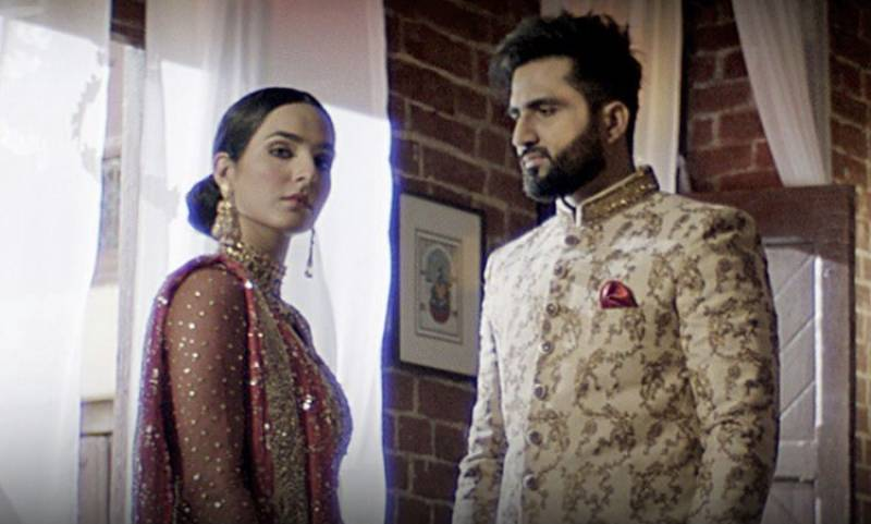 Watch: Falak Shabir drops new song 'Dard Kahani'