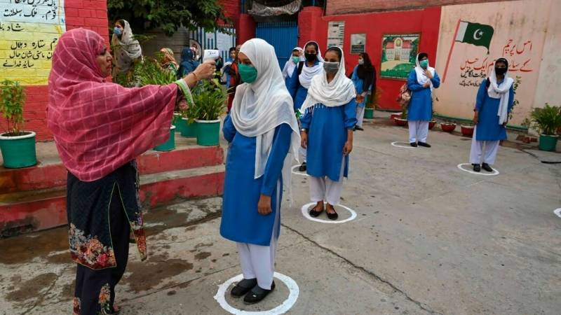 All schools in Sindh set to reopen from Monday
