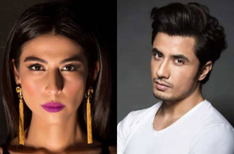 Meesha Shafi and eight others booked for defaming Ali Zafar
