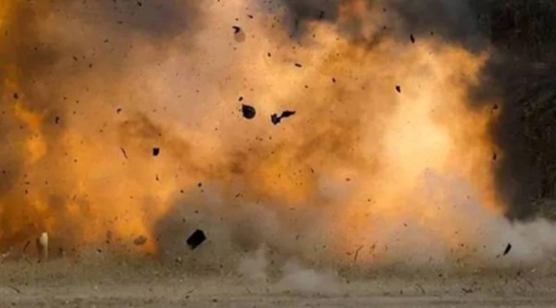 Minor among two killed in Mardan blast
