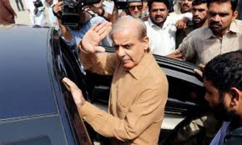 Shehbaz Sharif sent on judicial remand in money laundering case