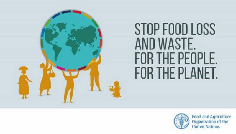 Pakistan marks Int'l Day of Awareness of Food Loss and Waste today