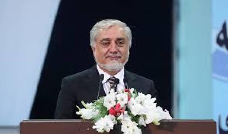 Pakistan plays vital role in facilitating Afghan peace process, says Dr Abdullah