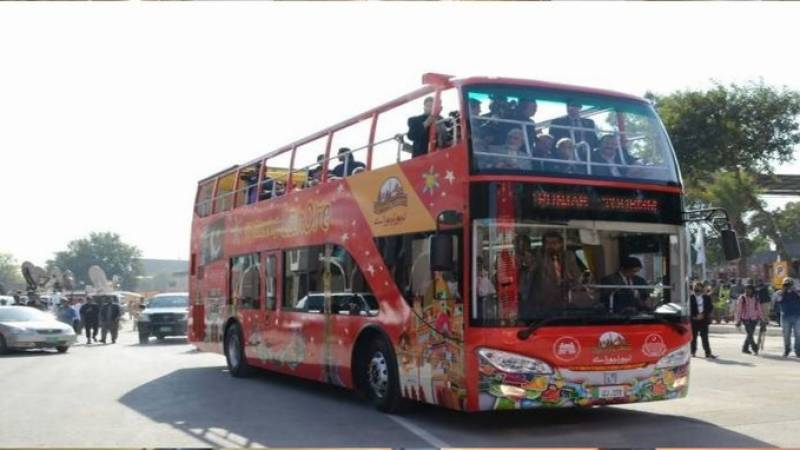 Punjab to launch double-decker bus service in Bahawalpur