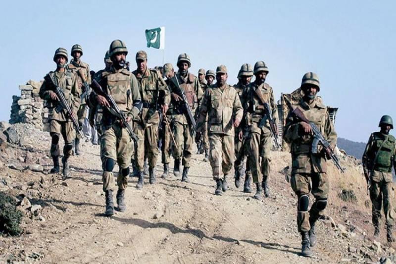 Two terrorists killed in Balochistan operation: ISPR