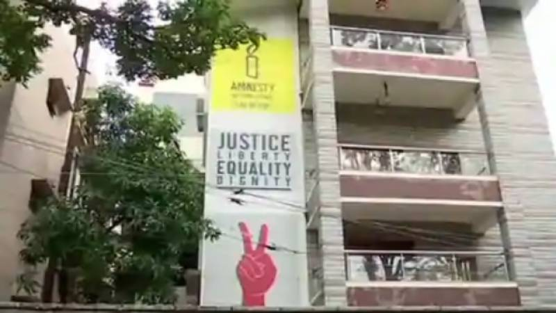 'Will not be silenced,' Amnesty International halts work in India