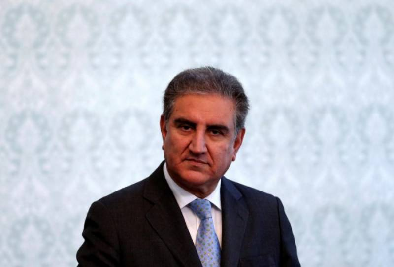 FM Qureshi urges UNGA to declare 'Int'l Day to Combat Islamophobia'