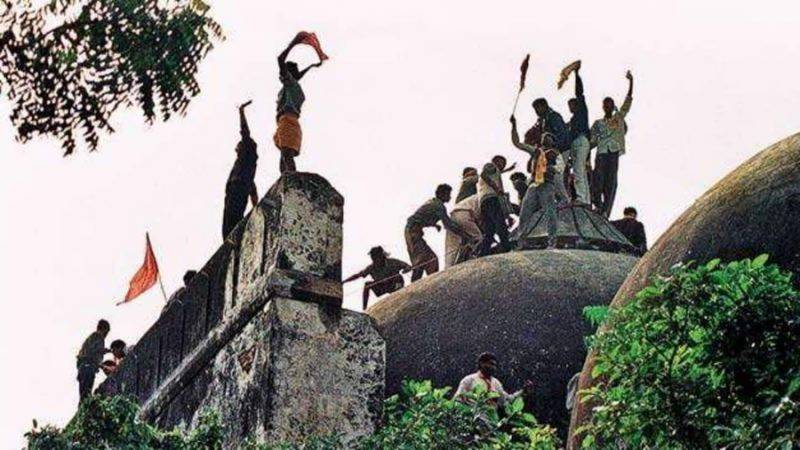 Indian court acquits all 32 accused in Babri Mosque demolition case