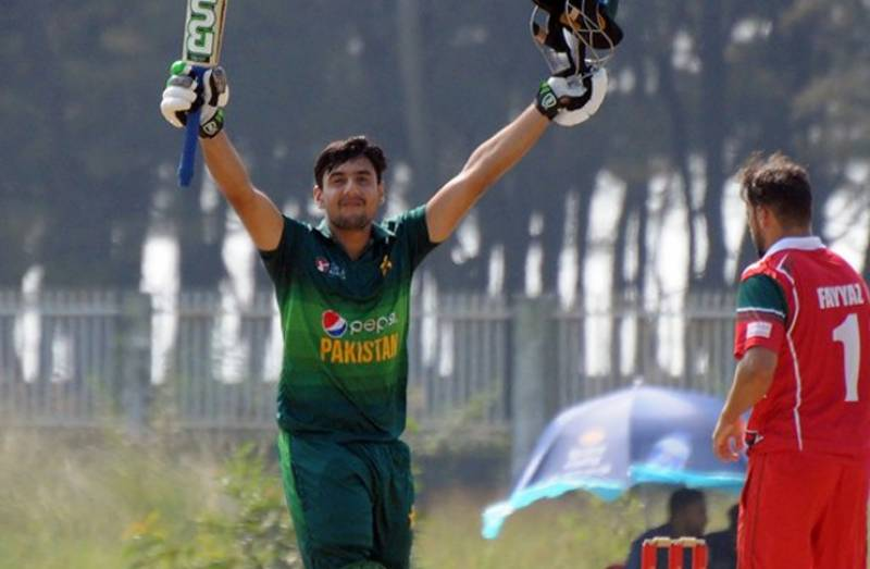 Northern's Haider Ali trends on Twitter after blasting batting in first National T20 match
