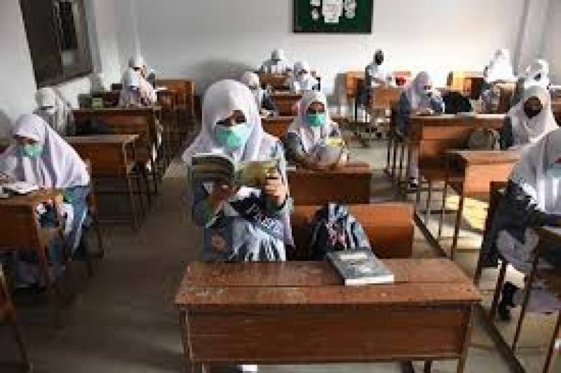 Pakistan reopens primary schools under strict COVID-19 SOPs today