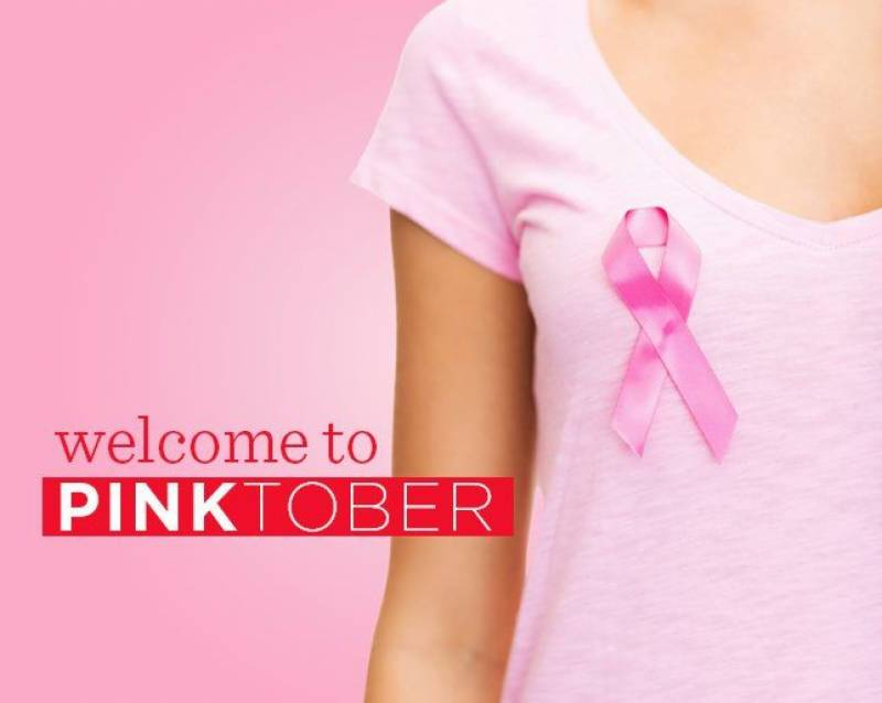 Pink Ribbon starts PINKtober awareness drive