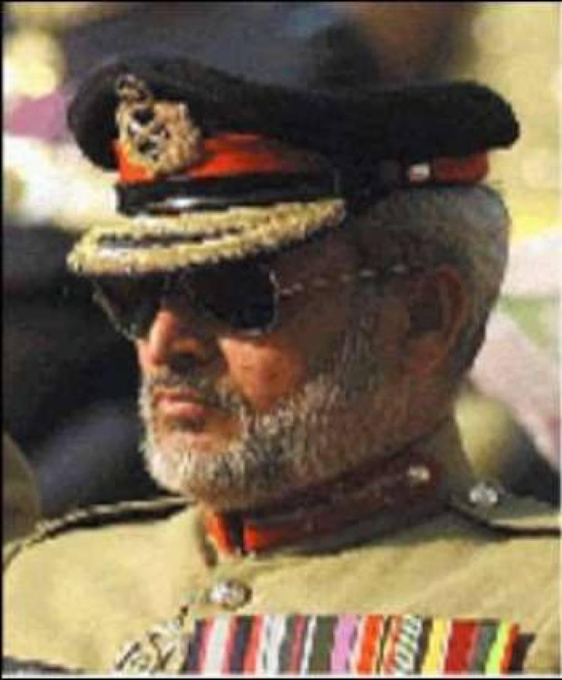 Ex-Karachi corps commander found dead in his car