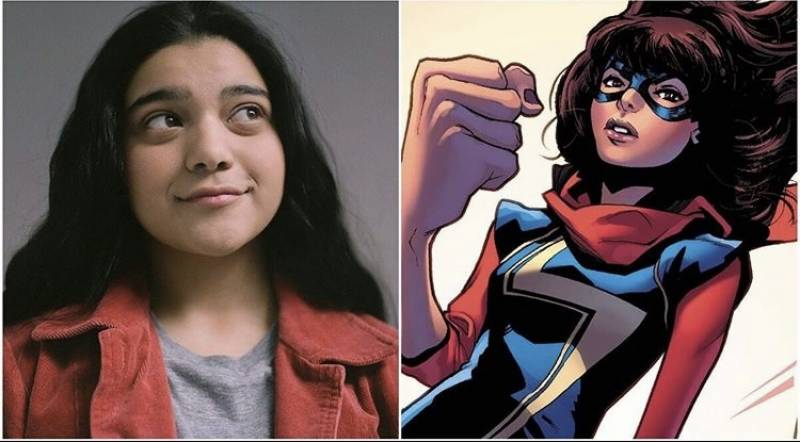 Ms Marvel: Newcomer Iman Vellani cast as Marvel's first onscreen Muslim hero
