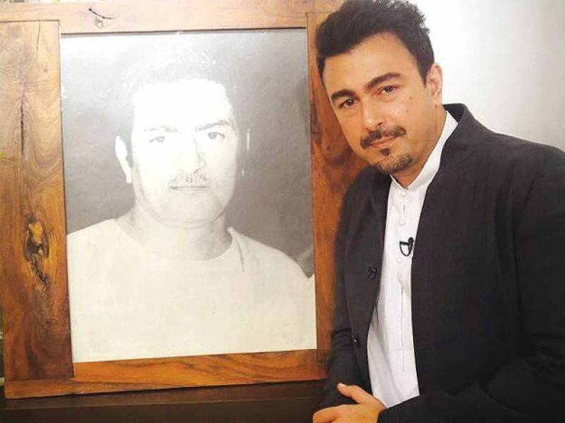 Shaan Shahid pens a heartfelt post on his father's 48th death anniversary