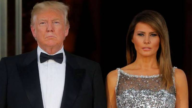 Trump, Melania just announced testing positive for COVID-19 and people have a lot to say