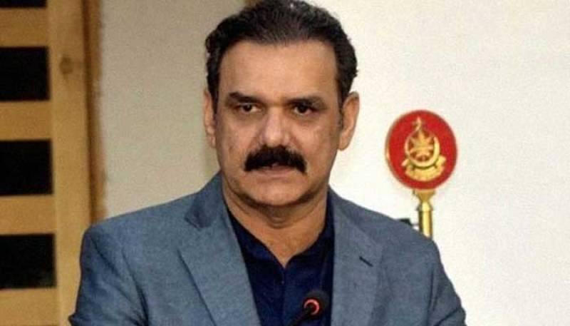 Asim Bajwa felicitates China on its 71st National Day