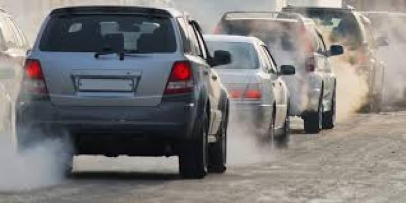 Pakistani court increases fine on smoke-emitting vehicles ten times