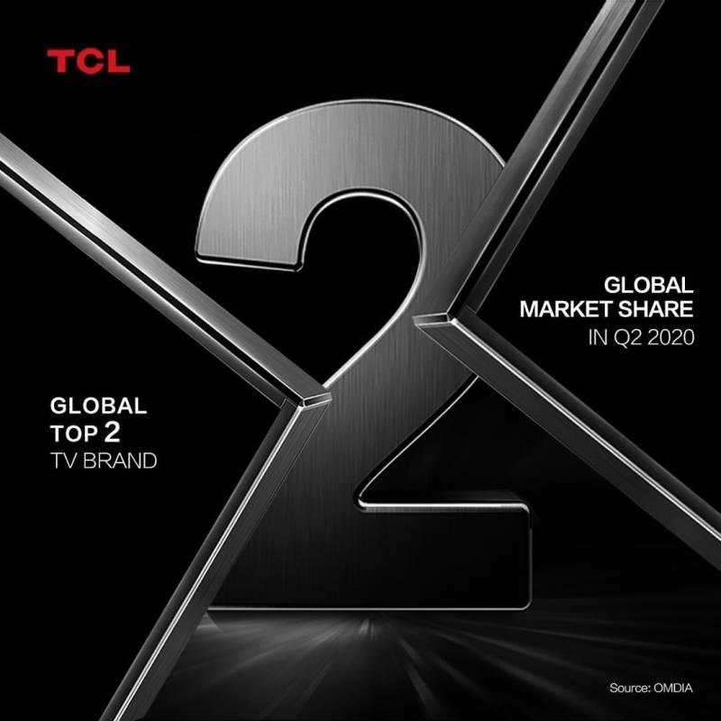 TCL C815 model bags Best Buy EISA Award 2020