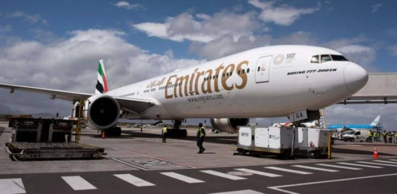 US imposes heavy fine on Emirates airline for flying over Iran