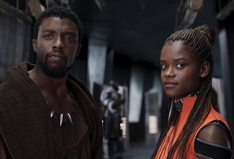 Letitia Wright's Shuri to take over as Black Panther