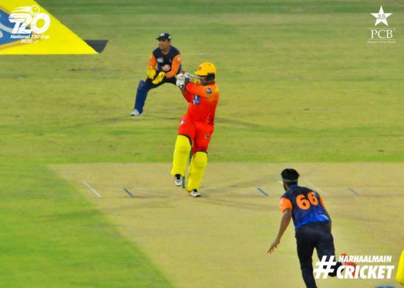 National T20 Cup – Sindh beat Central Punjab by 7 wickets in 1st XI match