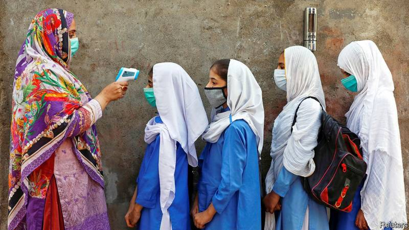 Punjab directs schools not to demand COVID-19 test certificates