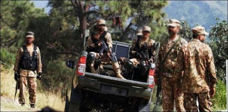 Pakistani forces kill two hardcore terrorists in North Waziristan