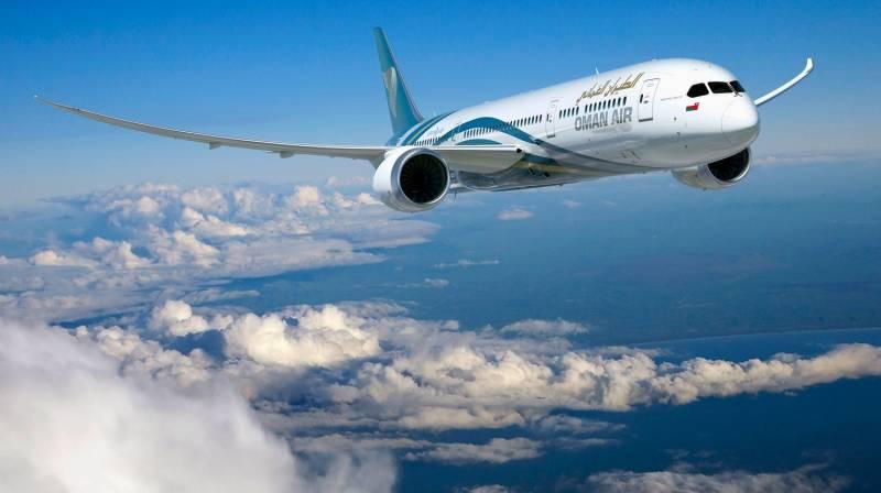 Oman Air resumes scheduled flights to Pakistan