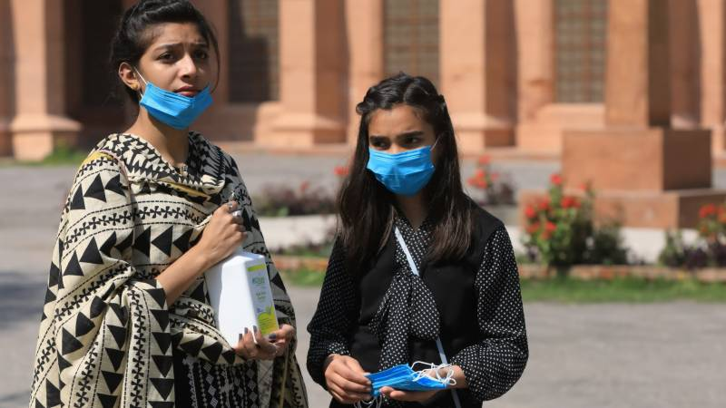 Pakistan reports 632 new coronavirus cases, 6 deaths in past 24 hours