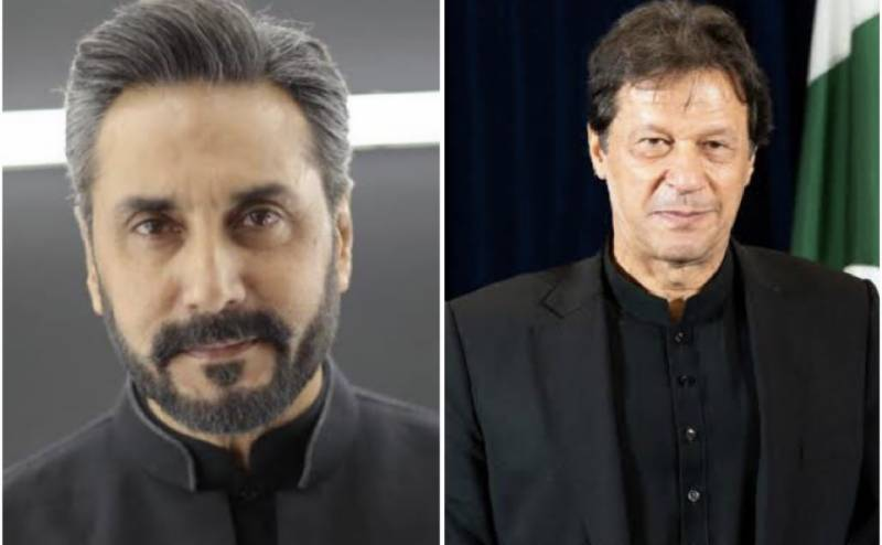 Adnan Sidiqqui follows Imran Khan's recommendation to read Elif Shafak's 'Forty Rules of Love'