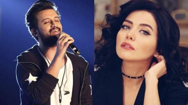 Ertugrul star Burçin Abdullah sings Atif Aslam's 'Musafir'