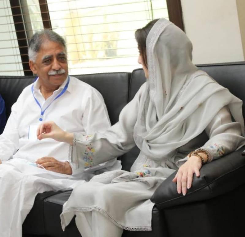 PML-N appoints Mohammad Zubair as spokesperson for Nawaz, Maryam