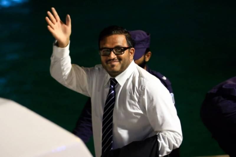Maldives ex-vice president gets 20 years for corruption