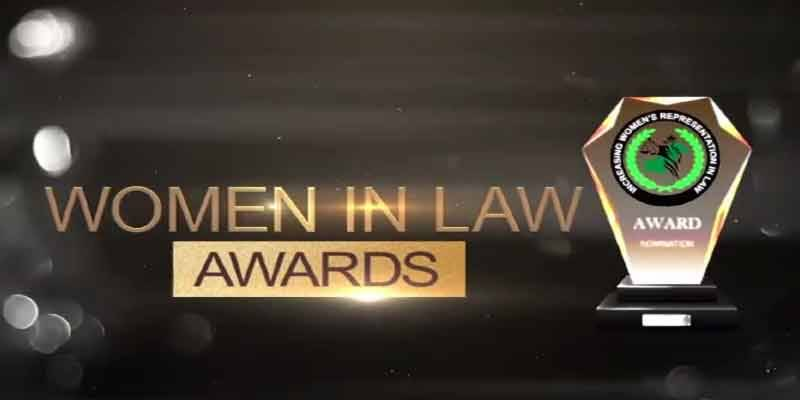Pakistan's law ministry announces first #womeninlaw awards